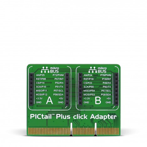 PICtail™ Plus click Adapter