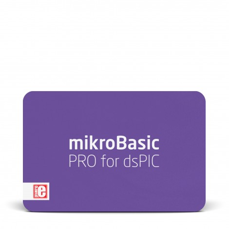 mikroBasic PRO for dsPIC/PIC24