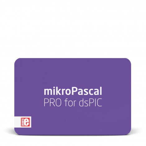mikroPascal PRO for dsPIC/PIC24