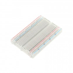 Breadboard Clear Self-Adhesive 400 points