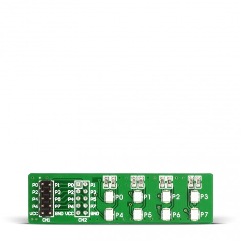 EasyLED Board with green diodes