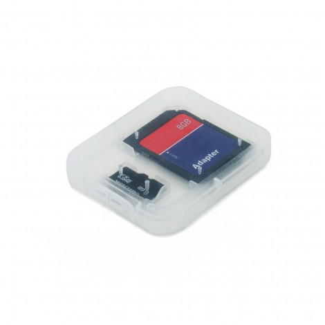microSD card 8GB with adapter