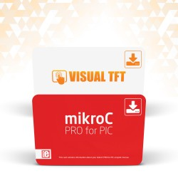 mikroC PRO for PIC + Visual TFT Special Offer