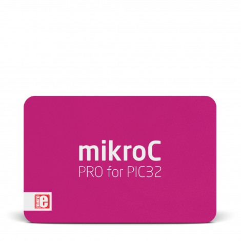 mikroC PRO for PIC32