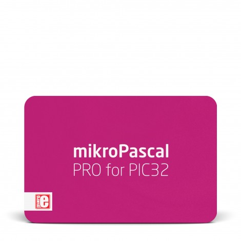 mikroPascal PRO for PIC32