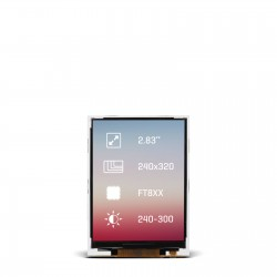 Riverdi Display 2.8""