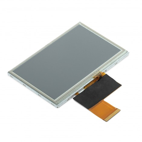 "4.3"" TFT Color Display 480x272 with Touch Screen"